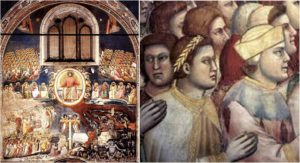 universal judgment of giotto